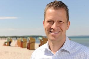 Weissenhäuser Strand, Geschäftsführer David Depenau